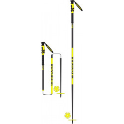 Bâtons de Ski Rossignol Touring Pro Flodable Yellow