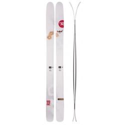 Skis Rossignol Saffron 7 2014 Blanc