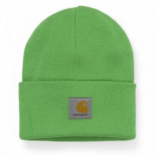 Bonnet Carhartt Acrylic Watch Hat Limegreen