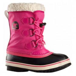Bottes Sorel Childrens Yoot Pac Nylon Pink