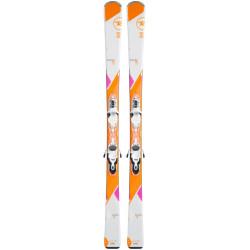 Pack ski+fix Rossignol Temptation 75+Xpress W10