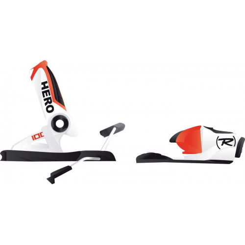 Fixations De Ski Rossignol Axial3 100 B73 Whte Red