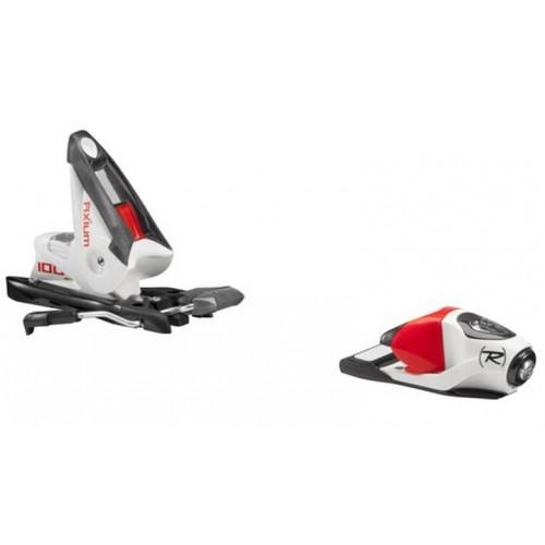 Fixations De Ski Axium Jr 100 B73 White Red