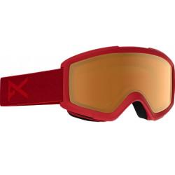 Masque de Ski Anon Helix 2.0 Blaze / Amber