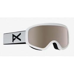 Masque de Ski Anon Insight White / Silver Amber
