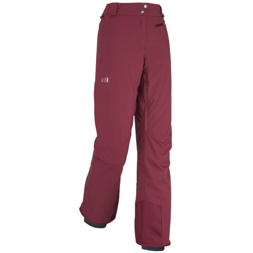 Pantalon de ski Millet Big White Stretch Hibiscus