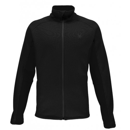 Polaire Spyder Constant Full Zip Tailored Mid Polar/black/rage