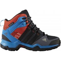 Chaussures De Randonnee Adidas Ax2 Mid Cp K Rose Violet