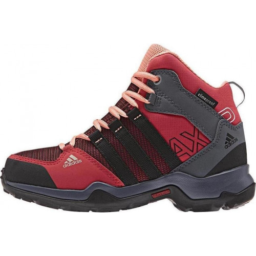 Chaussures Randonnee Adidas Ax2 Mid Cp K Onix