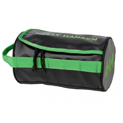 Trousse de Toilette Helly Hansen Wash Bag2 Blk Green