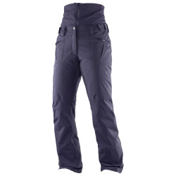 Pantalon de ski Salomon Qst Snow Pant Nightshade