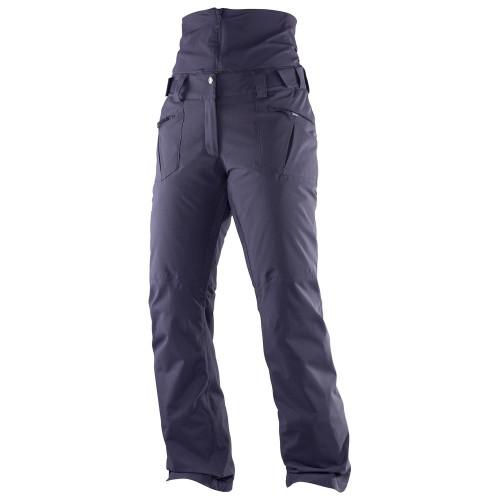 Pantalon de ski Salomon Qst Snow Pant Nightshade