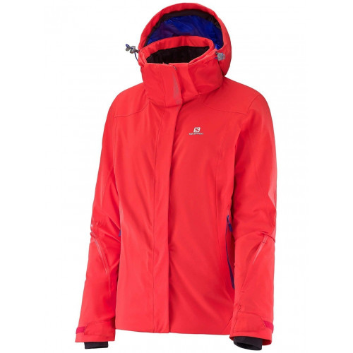Veste de ski Salomon Brilliant Jkt Infrared