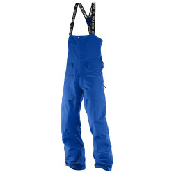 Pantalon ski Salomon Qst Charge Gtx 3l Blue Yonder