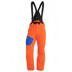 Pantalond e ski Salomon Chill Out Bib Vivid Orange