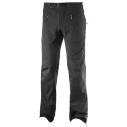 Pantalon Trail Salomon X Alp Hybrid Pant Black