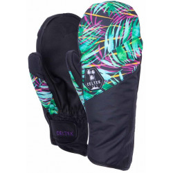 Gants De Ski Celtek Maya Mitten Island Palm