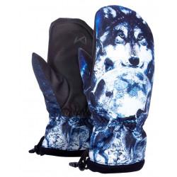 Gants De Ski Celtek Bitten By A Mitten Wolf Pack