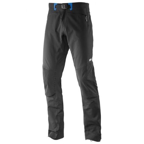 Pantalon de trail Salomon Lab X Alp Pant Black