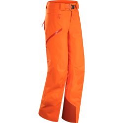 Pantalon De Ski Arc'teryx Sentinel Pant Orange Julia