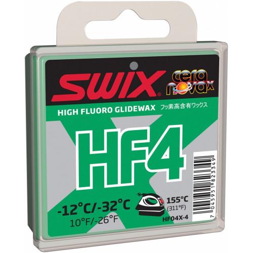 Fart Fluor Swix Hf4x Vert 40g