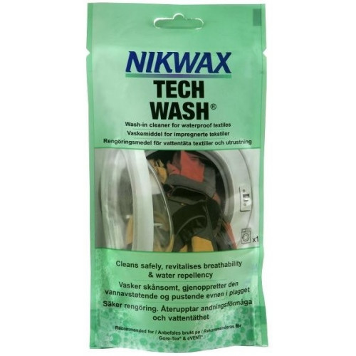 Lessive Nikwax Tech Wash 100ml