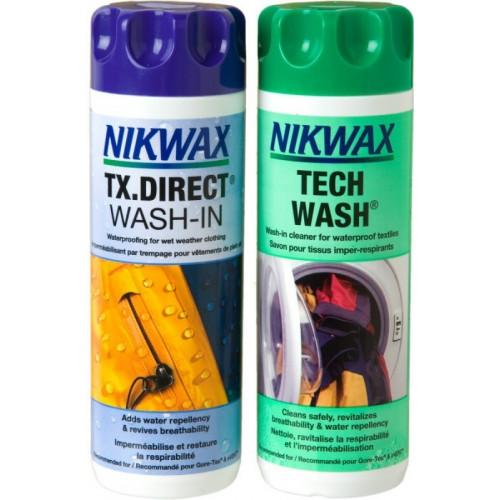 Kit De Nettoyage Nikwax Twin Pack 1 300ml