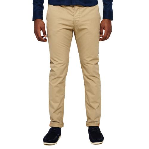 Pantalon Superdry Rookie Chino Desert Beige