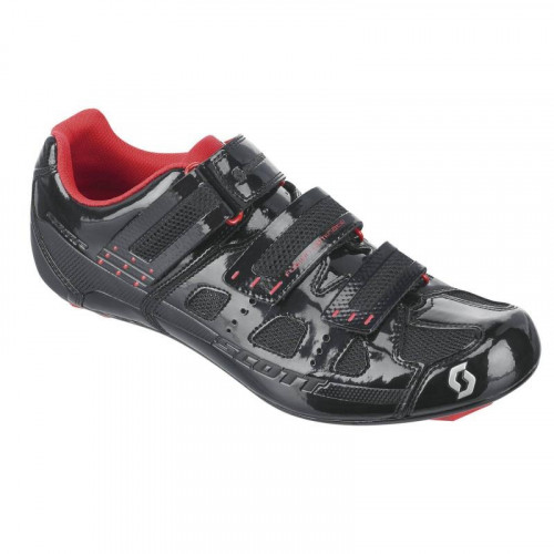 Chaussures Scott Road Comp Black Gloss Red