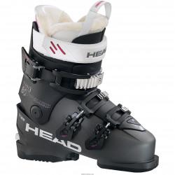 Chaussures de ski Head Cube 3 80W Anthracite Black