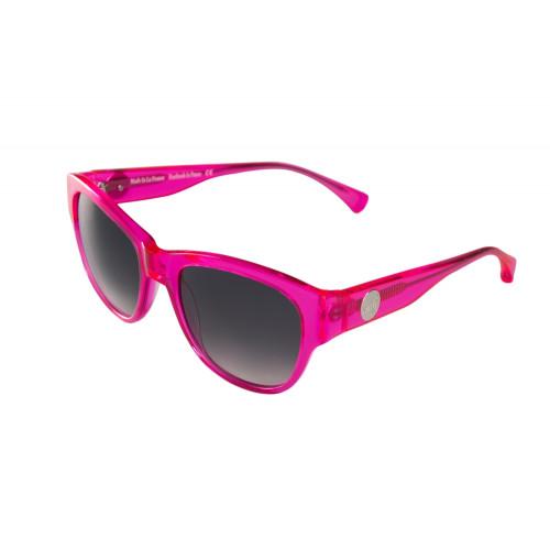 Lunettes de Soleil Milf La Mama Pink / Black