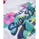 T-shirt Superdry Vintage Logo Hibiscus Ice Marl