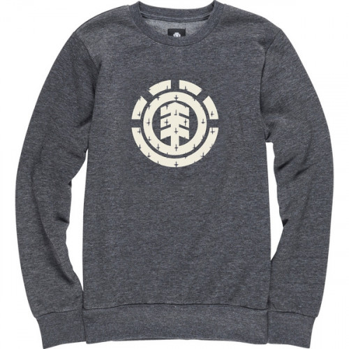 Sweat Element Ikat Icon Cr Charcoal Heather