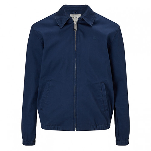Blouson Carhartt Madison Jacket Blue