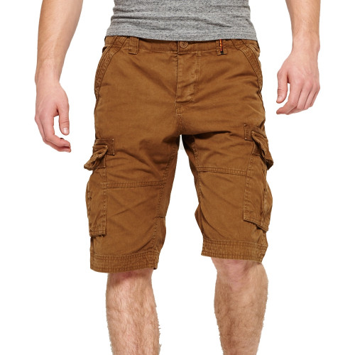 Short Superdry Core Cargo Lite City Tabac
