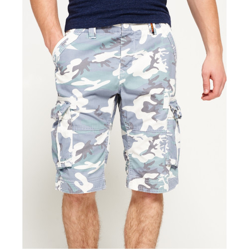 Short Superdry Core Cargo Lite Ice Camo