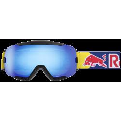 Masque Red Bull Shelter Matt Black Blue Snow