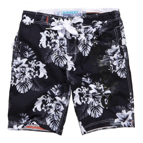 Boardshort Superdry Mono Tropical Aop