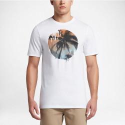 Tee-shirt Hurley Sometimes White