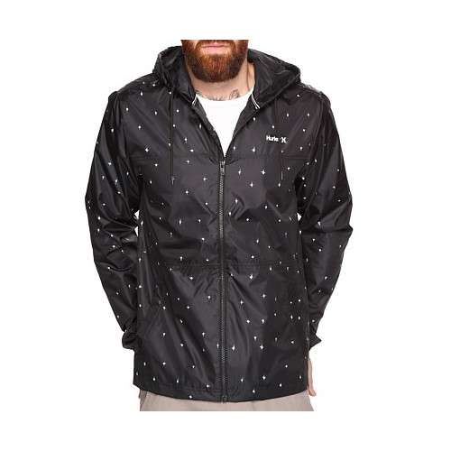Blouson Hurley Blocked Runner 3.0 Jckt Black
