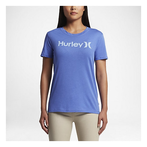 Tee-shirt Hurley One&Only Perfect Crew Racer Blue