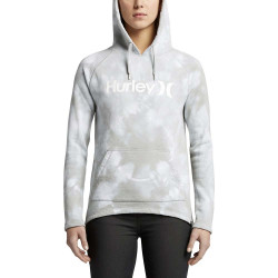 Sweat Hurley One&Only Cloud Wash Pullover Smoke