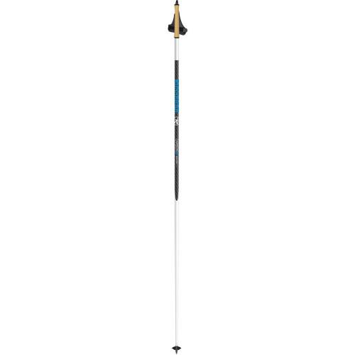 Bâtons De Ski de Fond Rossignol Carbon 30 Blanc