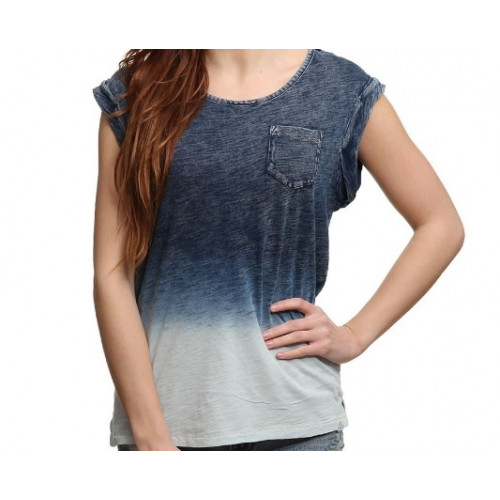 Tee-shirt Rip Curl Fade To Blue Blue Depths