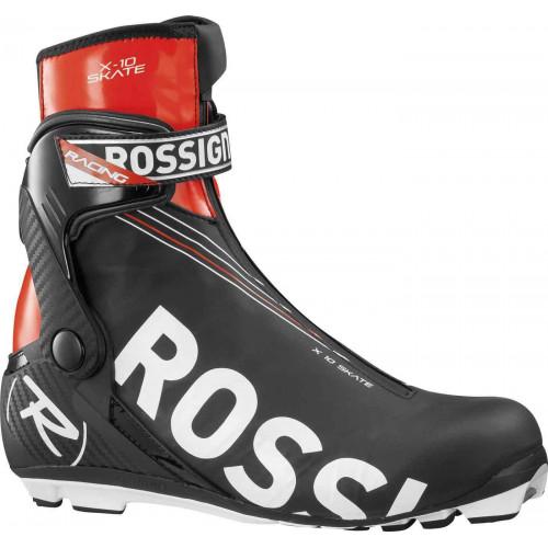 Chaussures De Ski De Fond Rossignol X-10 Skate