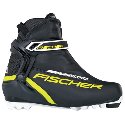 Chaussures Ski De Fond Rc3 Skate Noir
