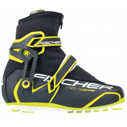 Chaussures Ski De Fond Rc7 Skate Noir