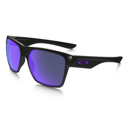 Lunettes Two Face Xl Pol Black Violet Iridium