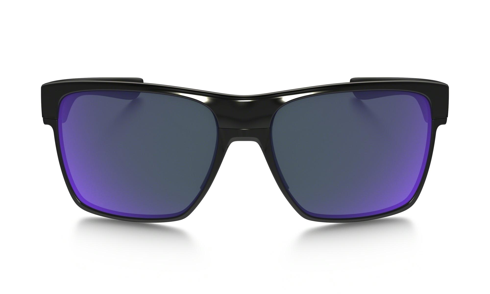 De Soleil Two Oakley Face Black Iridium Xl Pol Violet Lunettes v0wOmN8n