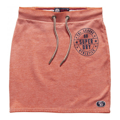 Jogging Superdry Tri League Sweat Bright Red